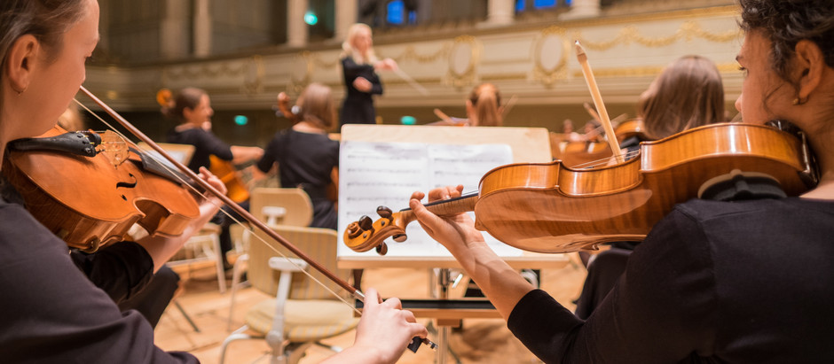 EQUALITY IN CLASSICAL MUSIC