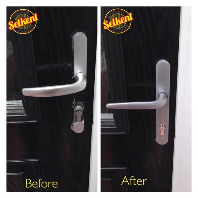 broken door handle swanley orpington dartford