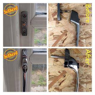 broken upvc window handle swanley orpington dartford