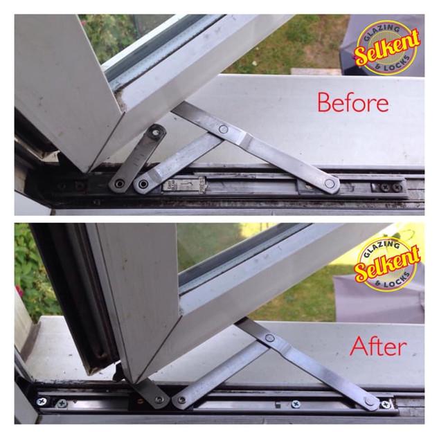 broken window hinges swanley orpington dartford