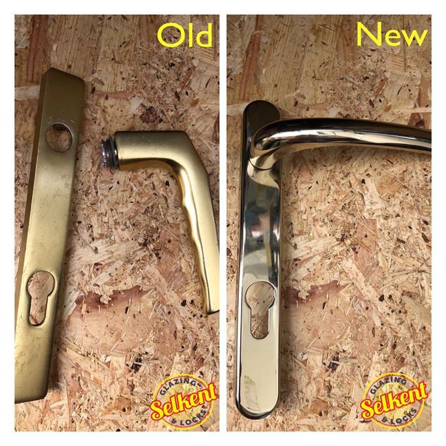 upvc door handle swanley orpington dartford