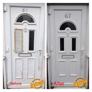 upvc door panel infill panel swanley orpington dartford