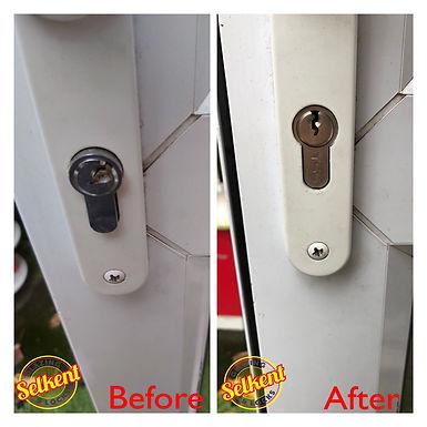 lock change swanley