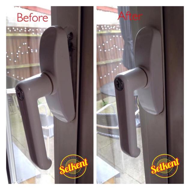 broken window handle swanley orpington dartford