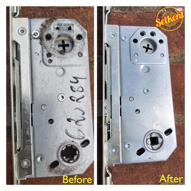 broken multipoint lock swanley orpington dartford