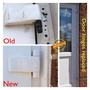 upvc door hinges swanley orpington dartford
