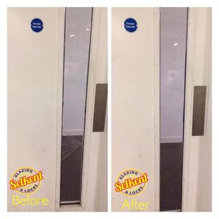 door glass swanley orpington dartford