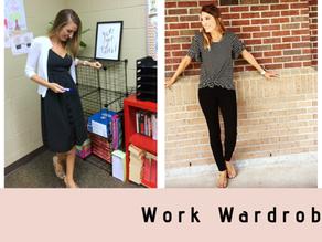 Work Wardrobe Staples: Necessities for a Fab Work Wardrobe
