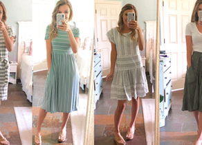 Work Appropriate Dresses: Try on Tuesday!