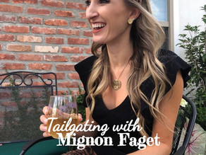 Game Day at Home with Mignon Faget