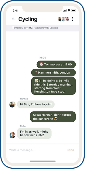 Chat Screen