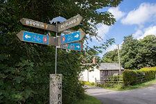 Cornish cottage, Bodmin, Cornwall