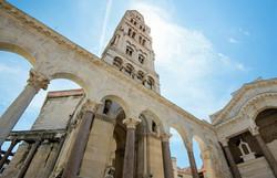 Classic Diocletian palace Split walking tour  (5)