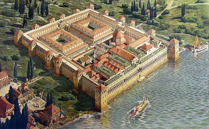 Classic Diocletian palace Split walking tour  (19)