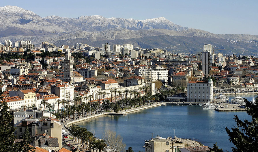 Vidilica Split Free walking tours