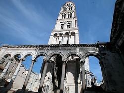 Classic Diocletian palace Split walking tour  (7)
