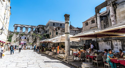 Dicoletian Palace Extended Split Walking Tour (26)