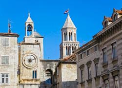 Classic Diocletian palace Split walking tour  (10)