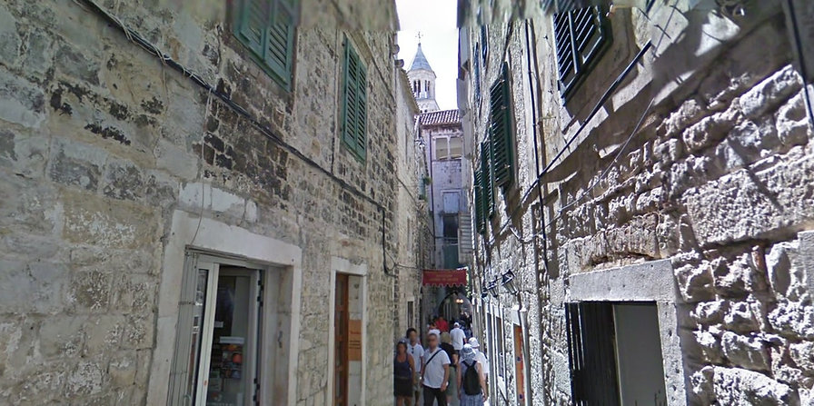 Cardo street Split - Split Walking Tours