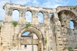 Dicoletian Palace Extended Split Walking Tour (30)