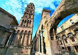 Classic Diocletian palace Split walking tour  (6)