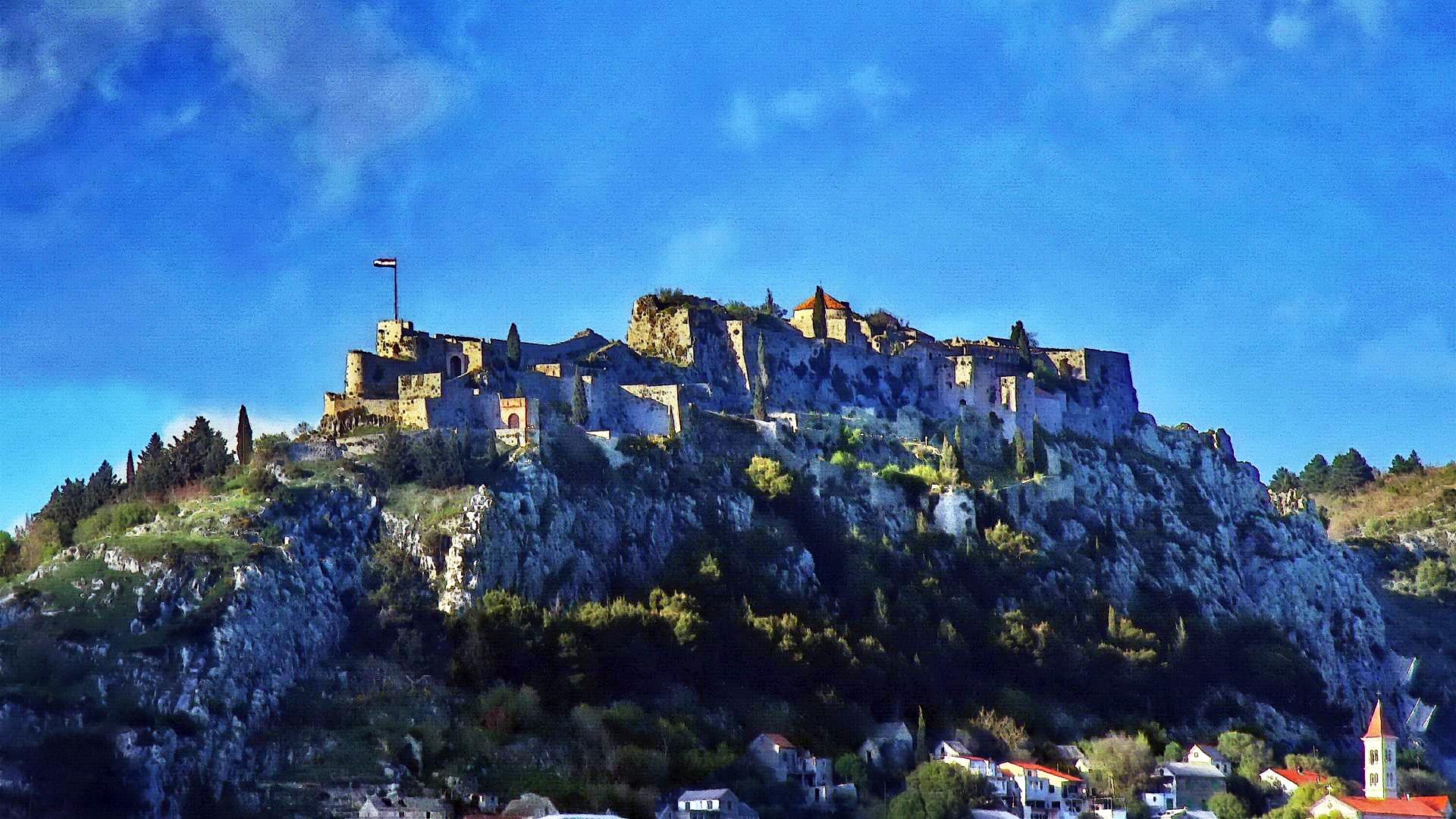 Klis Fortress (8)