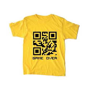 QRCode T Yellow