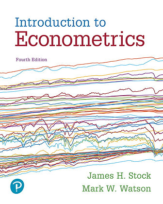 Introduction to Econometrics 4th edition by James H.