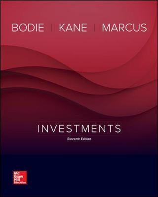 Investments 11th Edition by Zvi Bodie