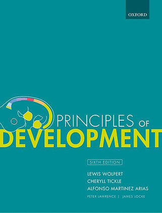 Principles of Development 6th Edition by Lewis Wolpert