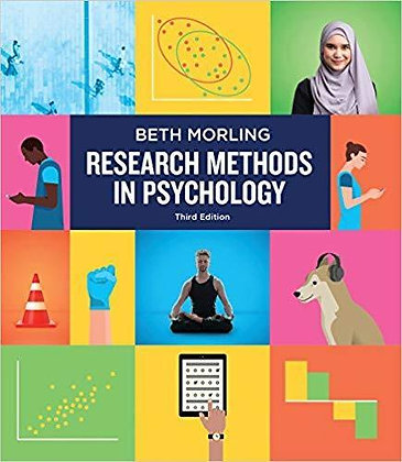 Research Methods in Psychology: Evaluating a World of Information 3e