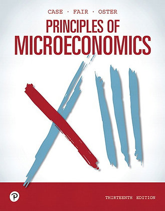 Principles of Microeconomics, 13th Edition