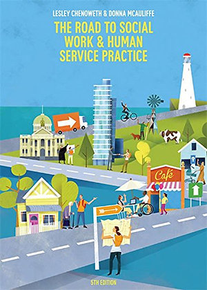 The Road To Social Work And Human Service Practice 5th