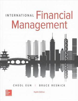 International Financial Management 8th Edition