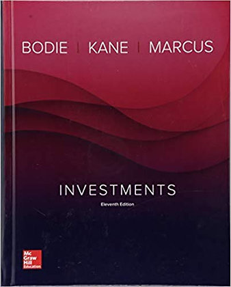 Investments 11th Edition - Zvi Bodie