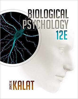 Biological Psychology 12th by James W. Kalat
