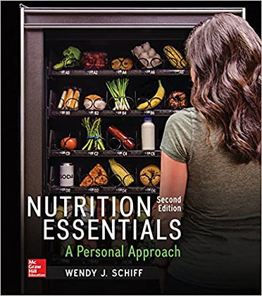 Nutrition Essentials A Personal Approach 2nd edition