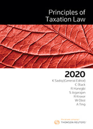 Principles of Taxation Law 2020 by Kerrie Sadiq