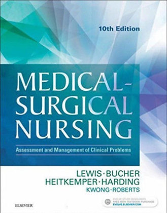 Medical Surgical Nursing by Lewis 10th edition