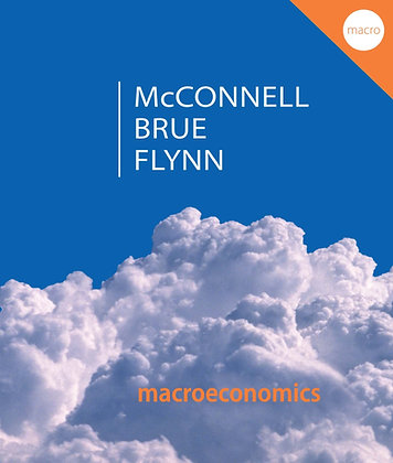 Macroeconomics 20th Edition Campbell McConnell