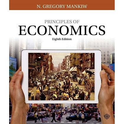 Principles of Economics 8th edition N. Gregory Mankiw