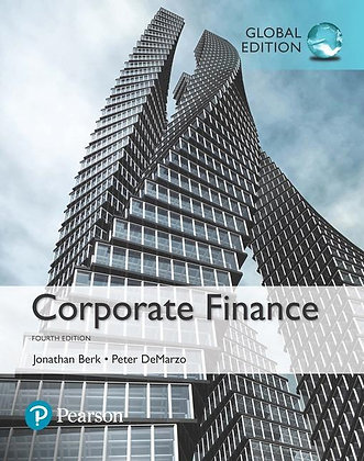 Corporate Finance 4th Global Edition