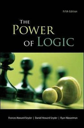 The Power of Logic 5th Edition
