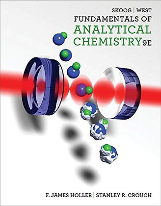 Fundamentals of Analytical Chemistry 9th Douglas