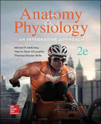 Anatomy & Physiology An Integrative Approach 2nd edition