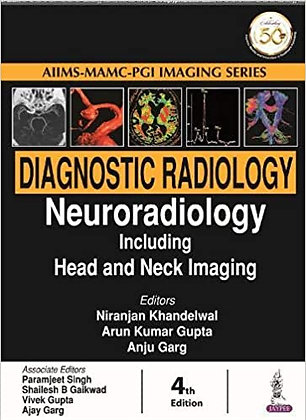 Diagnostic Radiology Neuroradiology Including Head and Neck