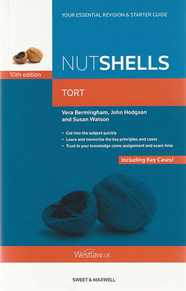 Nutshells Tort 10th edition