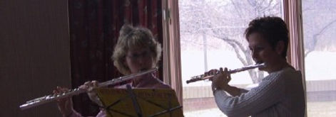 Adult flute lessons