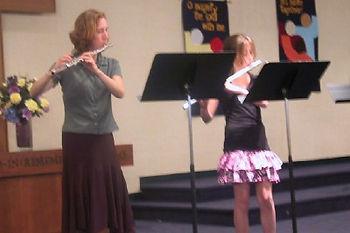 Beginning flute lessons