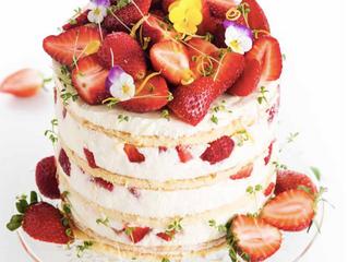 Maasika-kohupiimatort
